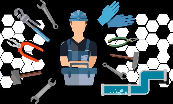 Servizi idraulici di emergenza